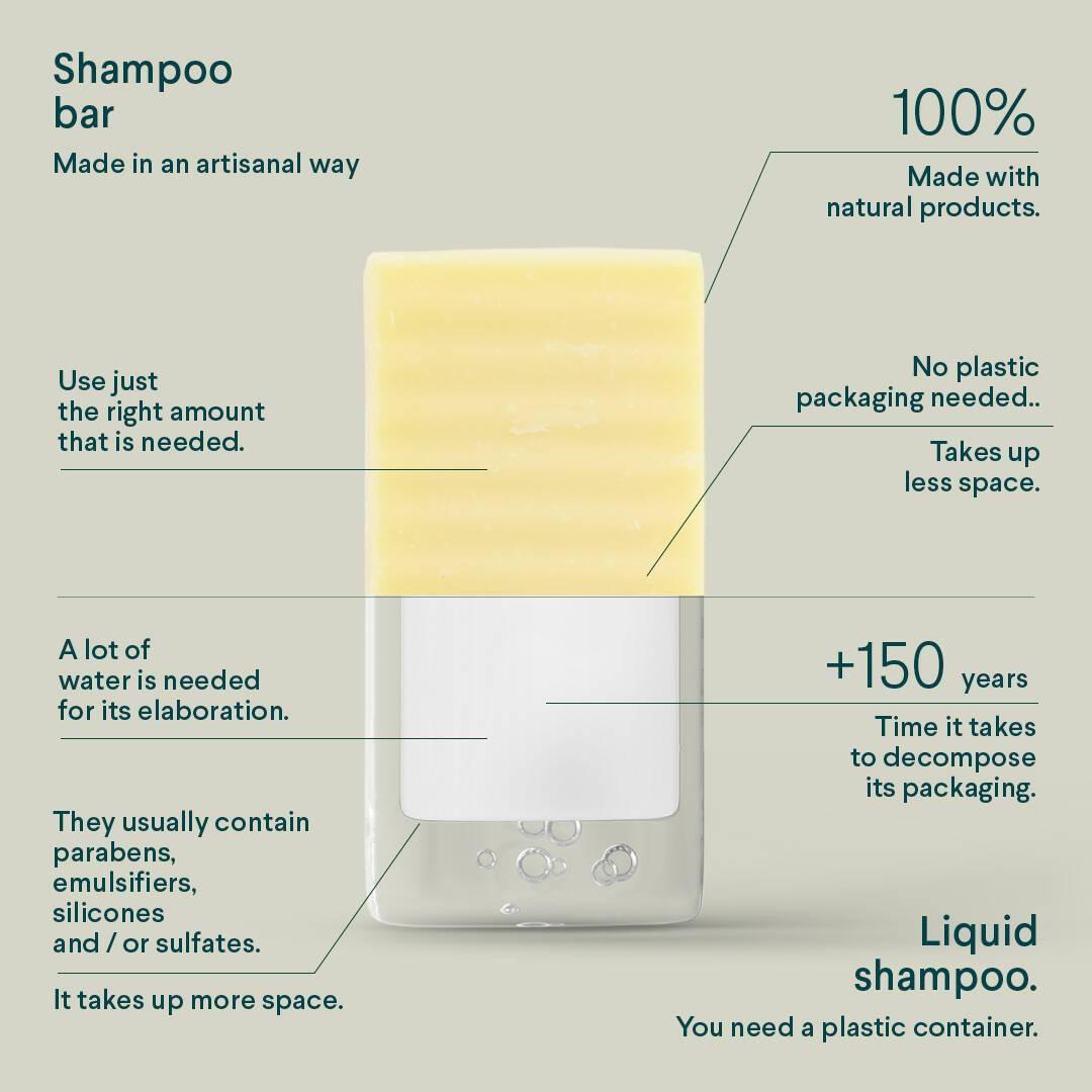 Shampoo bar 100gr